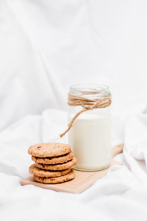 Viața la un pahar de lapte